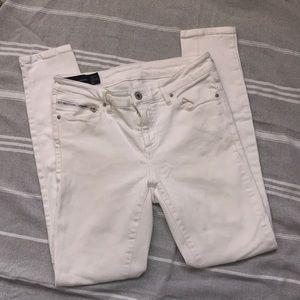Armani Exchange Moto Jeans